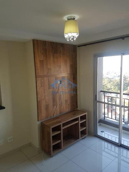 Apartamento De 58m², Condomínio Ravenna Parque Novo Mundo São Paulo - Ap2099