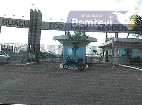 Terreno Residencial À Venda, Guaçu Eco Park, Mandaguaçu. - Te0128