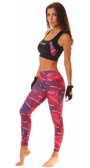 Calza Larga Mujer Profesional Para Deportes Y Top