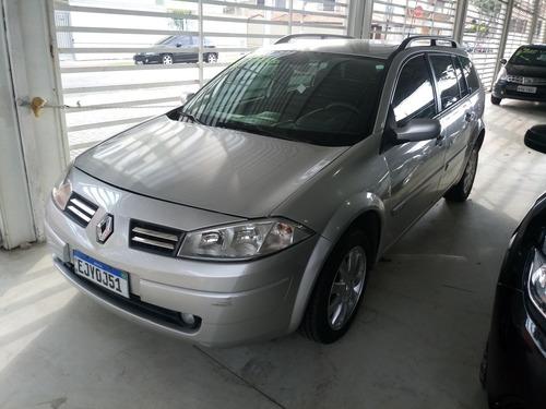 Renault Megane Grantour 1.6