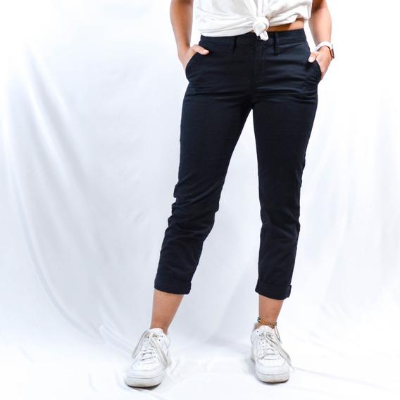 Pantalón Negro Vans