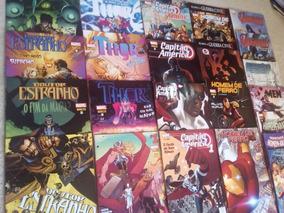 Pacote Totalmente Nova Marvel (23 Revistas)