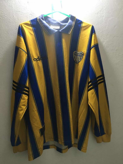 Camiseta Dock Sud adidas Mangas Largas - Decada 90 -