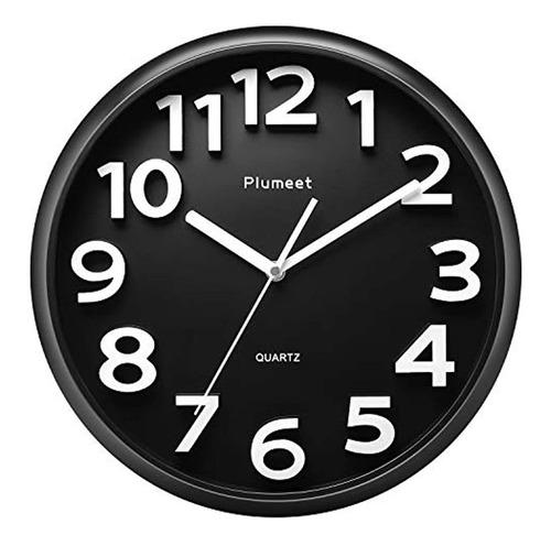 Reloj De Pared Con Números Grandes