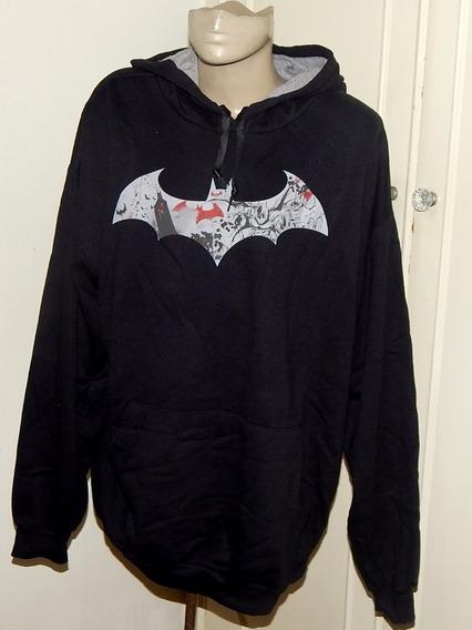 Casaco Moleton Batman Arkham Knight Dc Comics Oficial Tam:gg