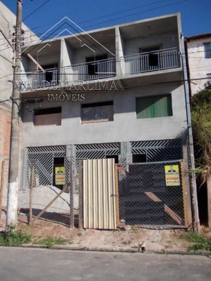 Sobrado - Jardim Pazini - Ref: 955 - V-955