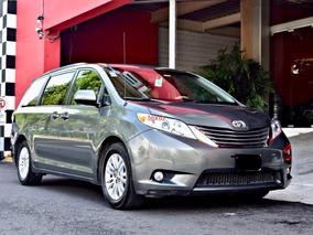 Toyota Sienna 3.5 Xle Piel Mt