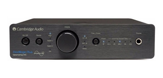 Cambridge Audio Dacmagic Dac Amplificador Audifonos C10424k