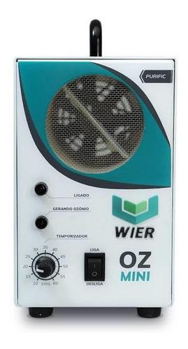 Gerador De Ozônio Wier