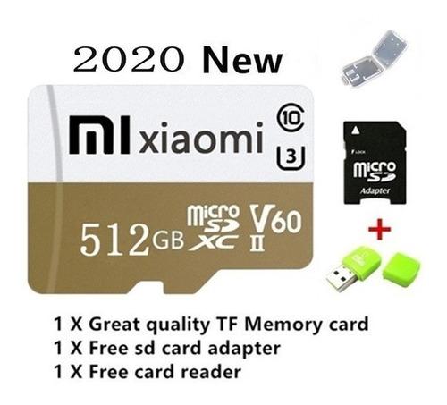 Cartão De Memoria Xiaomi Sd-512g