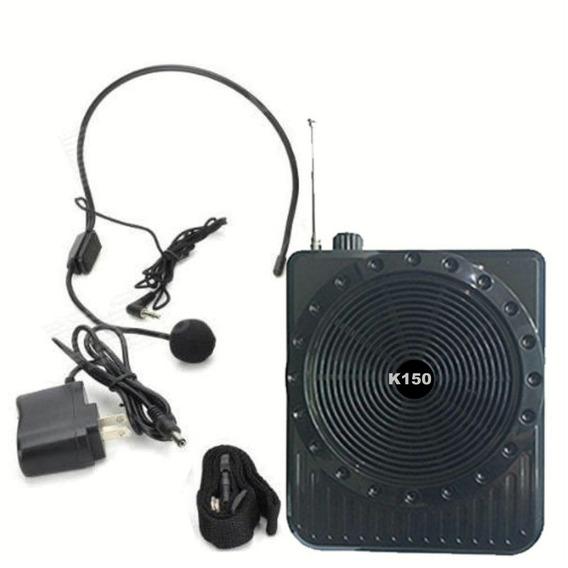 Megafone Amplificador P Palestrantes Vendedores Professores