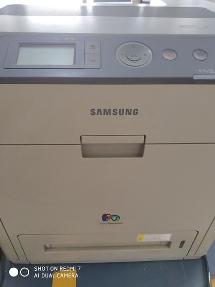 Impressora Samsung Laser Color Clp 775 Nd - Para A Retirada