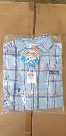 Camisa Columbia Original Talla S