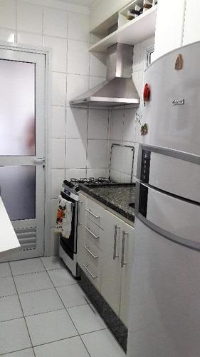 Apartamento Residencial À Venda, Vila Carrão, São Paulo. - Ap5341