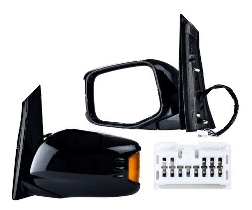 Imagen 1 de 1 de Espejo Honda Odyssey 2011 2012 2013 Electrico C/desempañante C/direccional C/memoria P/pintar V/touring