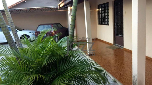 Casa Com 2 Dormitórios À Venda, 200 M² Por R$ 500.000,00 - Vila Miranda - Sumaré/sp - Ca7083