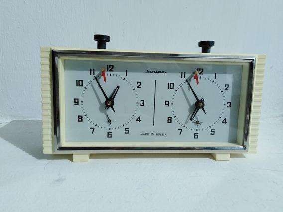 Reloj De Ajedrez Análogo Marca Jantar (urss)