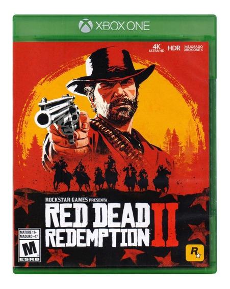 Red Dead Redemption 2 Dos Xbox One Juego Nuevo En Karzov