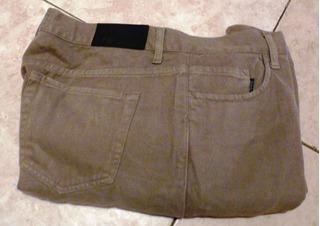 Jean Pantalon De Caballero Talla 38