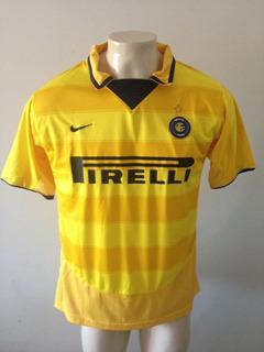 Camisa Inter Milao 17 Van Der Meyde Special Edition Nova Et.
