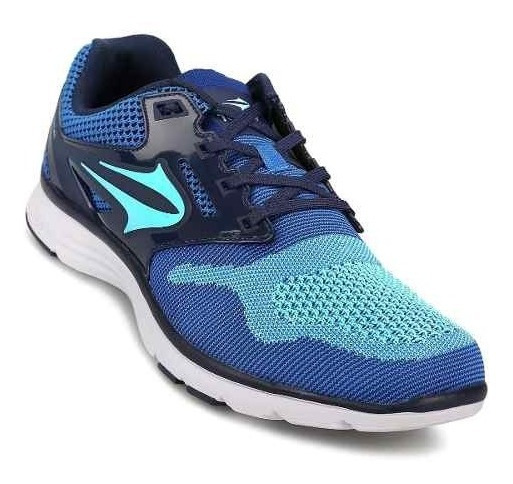 Zapatillas Topper Move Ii Knitted Training Hombre Azul