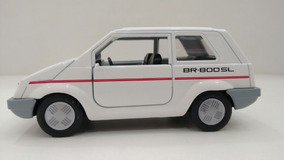 Miniatura Carro Gurgel Br800 1989 P/ Colecionadores -novo