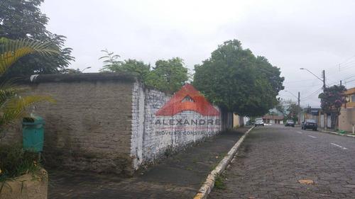 Área À Venda, 1202 M² Por R$ 1.383.000,00 - Eugênio De Mello - São José Dos Campos/sp - Ar0010