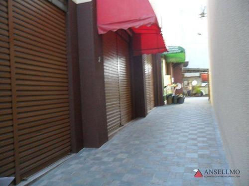 Imagem 1 de 2 de Salão Para Alugar, 30 M² Por R$ 900,00/mês - Vila Jordanópolis - São Bernardo Do Campo/sp - Sl0319