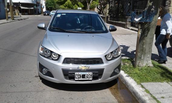 Chevrolet Sonic 2013 Ltz 1.6 5 P