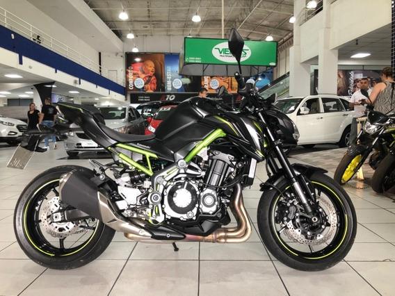 Kawasaki Z900 Ano 2019 Abs Com 1700km Km Financiamos Em 36x