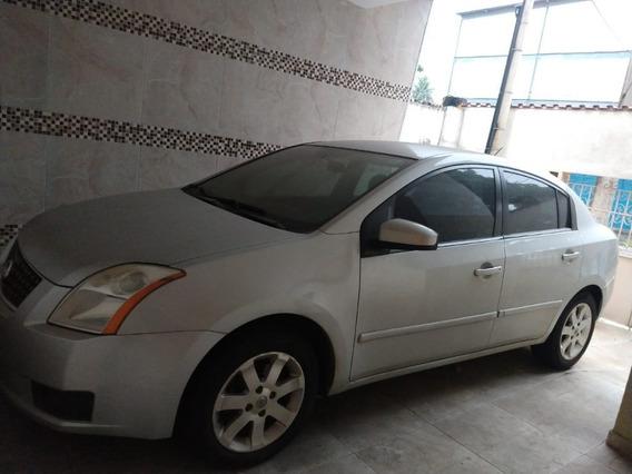 Nissan Sentra 2008 2.0 S Automático 4pts