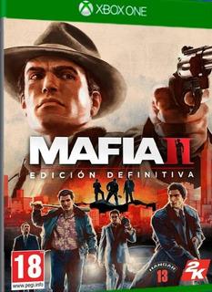 Mafia Ll Xbox One