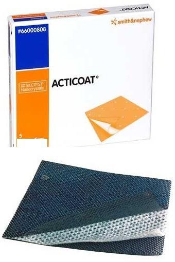 Acticoat Flex 3 10x10 Cm 1 Unidade