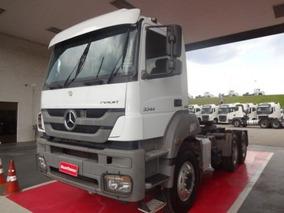 Mb Axor 3344 6x4 2014 Selectrucks