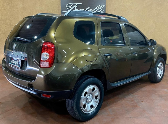 Renault Duster 1.6 Confort Plus Abs 1.6 4x2 Permuto