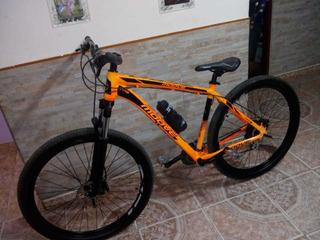 Bicicleta Marca Moove Frenos Hidráulicos