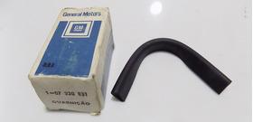 Guarnição Proteção Chicote Pedais Monza Original 07320831