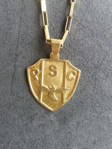 Cordão Másculino Ouro 18
