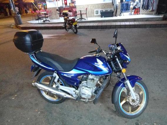 Honda Storm 125, Azul, 1800000 Neg, Motor Nuevo