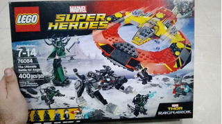 Lego Thor Ragnarok The Ultimate Battle For Asgard 76084