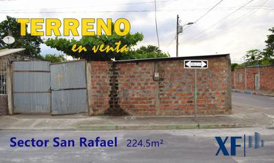 Terreno En Venta - Sector San Rafael - Esmeraldas