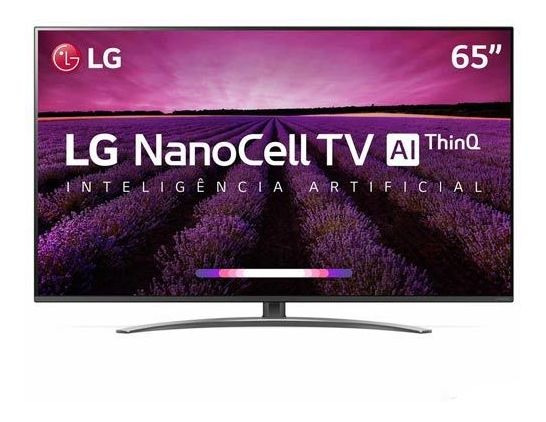 Smart Tv Nanocell 4k LG Led 65 Webos 4.5 65sm8100psa