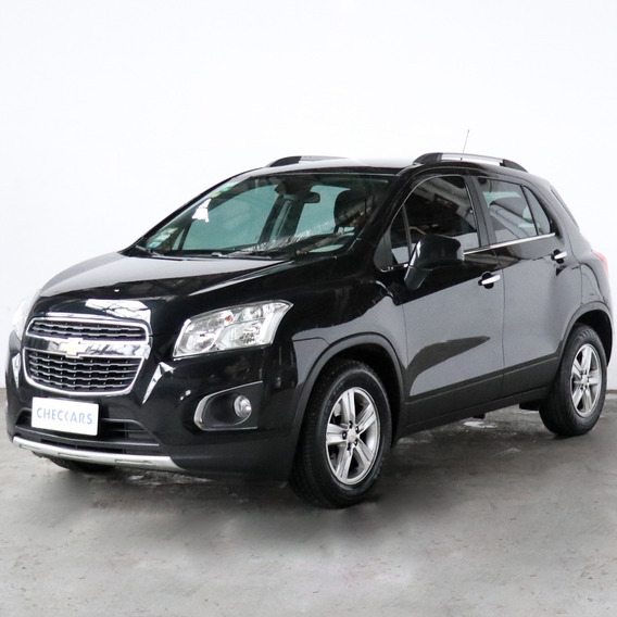 Chevrolet Tracker 1.8 Ltz Fwd Mt 140cv - 36091 - Lp