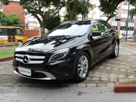 Mercedes-benx Gla200 Advance 1.6 Aut. 2014/2015