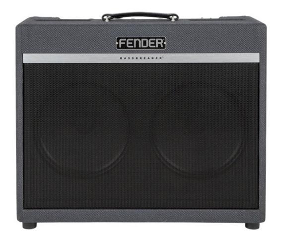 Amplificador De Guitarra Electrica Fender Bassbreaker 18/30