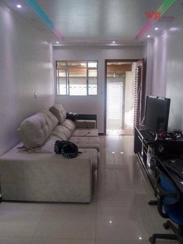 Imagem 1 de 12 de Casa À Venda, 148 M² Por R$ 488.000,00 - Rudge Ramos - São Bernardo Do Campo/sp - Ca0440