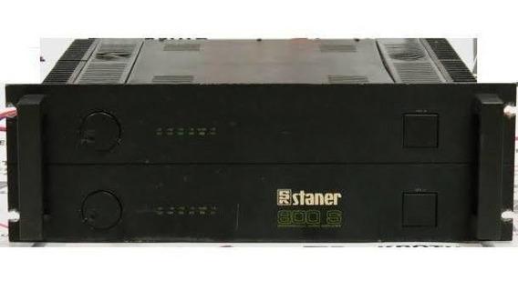 Amplificador Staner 800s