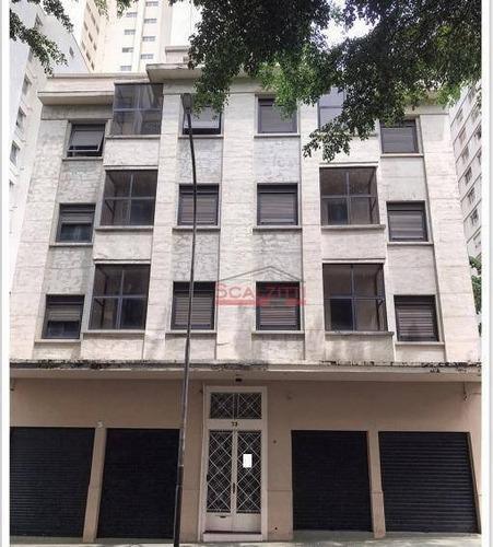 Prédio À Venda, 979 M² Por R$ 4.700.000 - Santa Cecília - São Paulo/sp - Pr0140