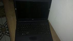 Notebook Lg C400 Usado(defeito No Teclado)
