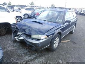 Subaru Legacy 1998 Yonkeado Para Partes